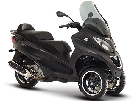 Rent Piaggio MP3